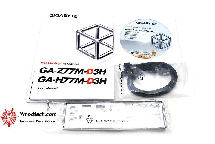 dsc 3946 GIGABYTE H77M D3H Intel H77 Motherboard