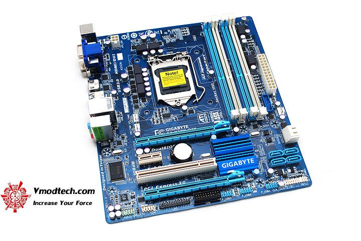 dsc 3947 GIGABYTE H77M D3H Intel H77 Motherboard