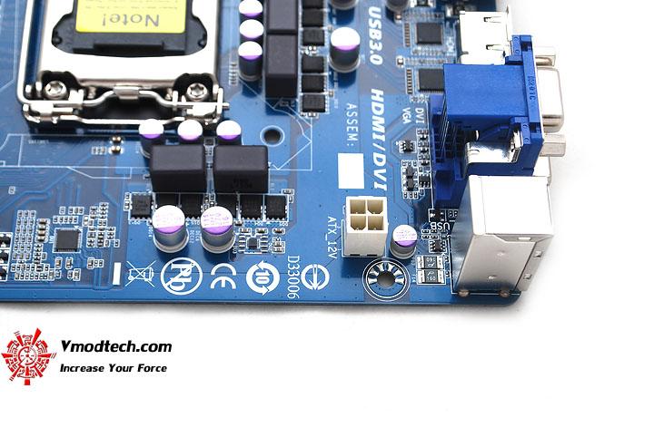 dsc 3952 GIGABYTE H77M D3H Intel H77 Motherboard