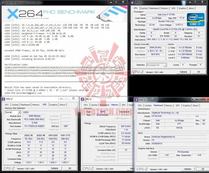 x264 720x595 GIGABYTE H77M D3H Intel H77 Motherboard