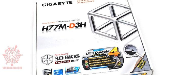 main GIGABYTE H77M D3H Intel H77 Motherboard