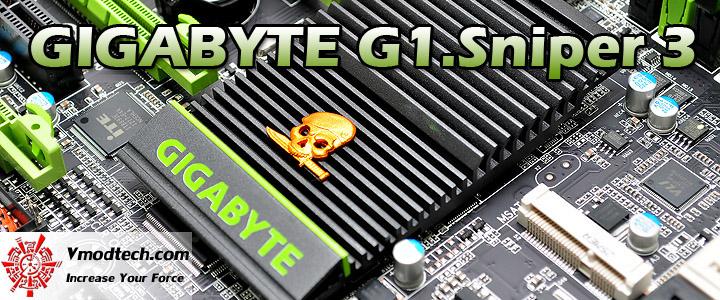 gigabyte g1 sniper 3 GIGABYTE G1.Sniper 3 Motherboard Review