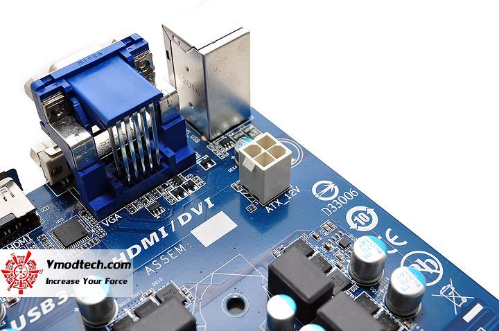 dsc 0014 GIGABYTE GA B75M D3H Micro ATX Motherboard Review