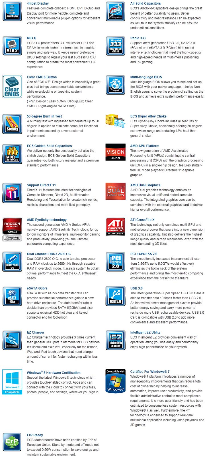 s2 ECS A85F2 A Golden FM2 Motherboard Review