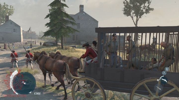 11 ASSASSIN CREED III Game Review