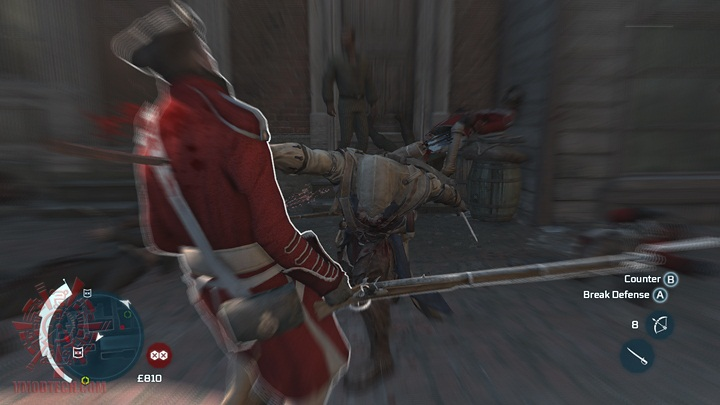 14 ASSASSIN CREED III Game Review