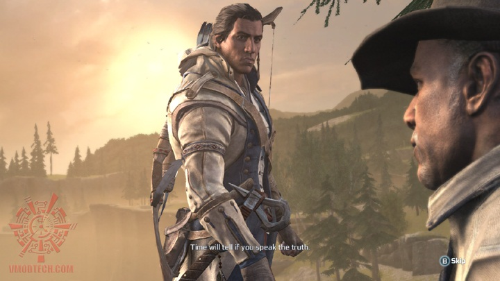 17 ASSASSIN CREED III Game Review