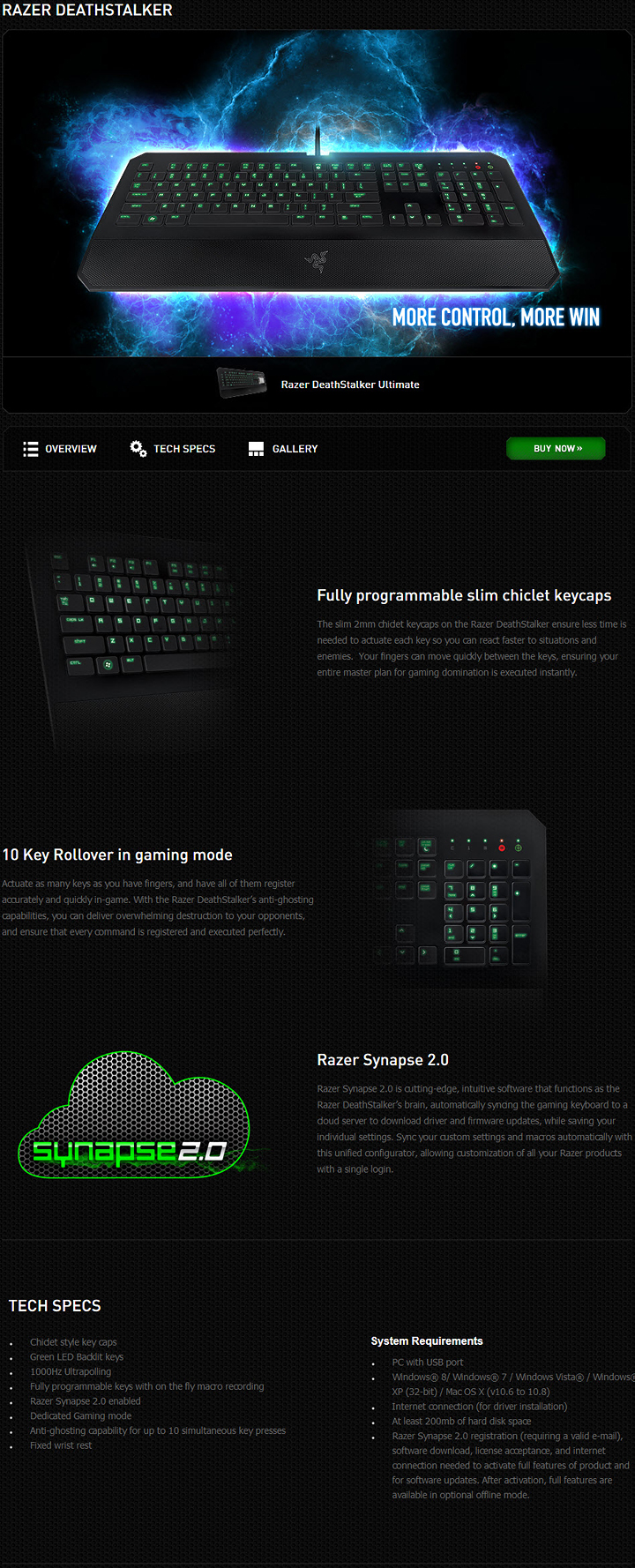 3 20 2013 11 34 30 am RAZER DEATHSTALKER Expert Gaming Keyboard Review