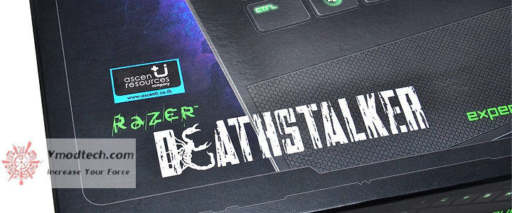 main RAZER DEATHSTALKER Expert Gaming Keyboard Review