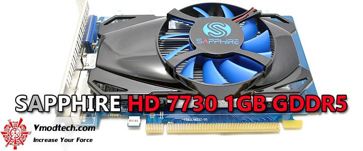 sapphire hd 7730 1gb gddr5 uefi SAPPHIRE HD 7730 1GB GDDR5
