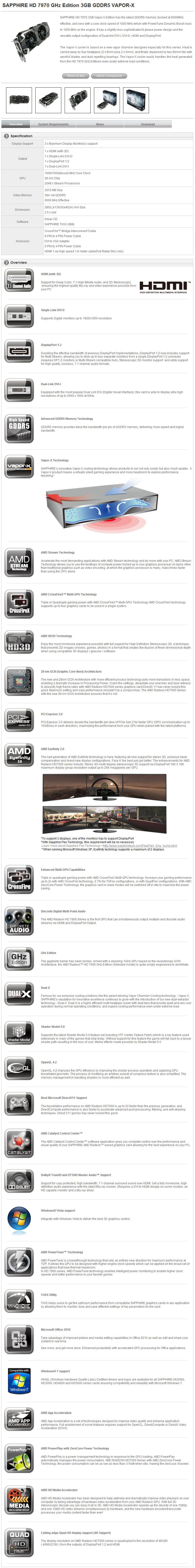 9 17 2013 10 27 48 pm SAPPHIRE HD 7970 GHz Edition 3GB GDDR5 VAPOR X Review
