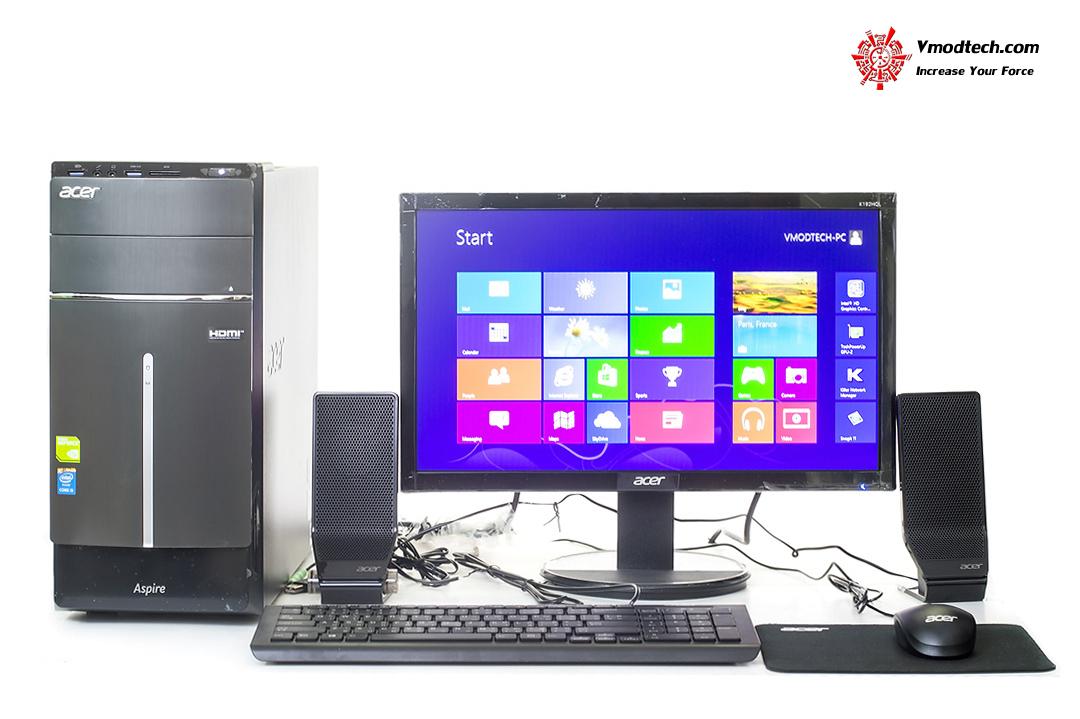 dsc 3871 1 ACER Aspire TC 605 Desktop computer Review