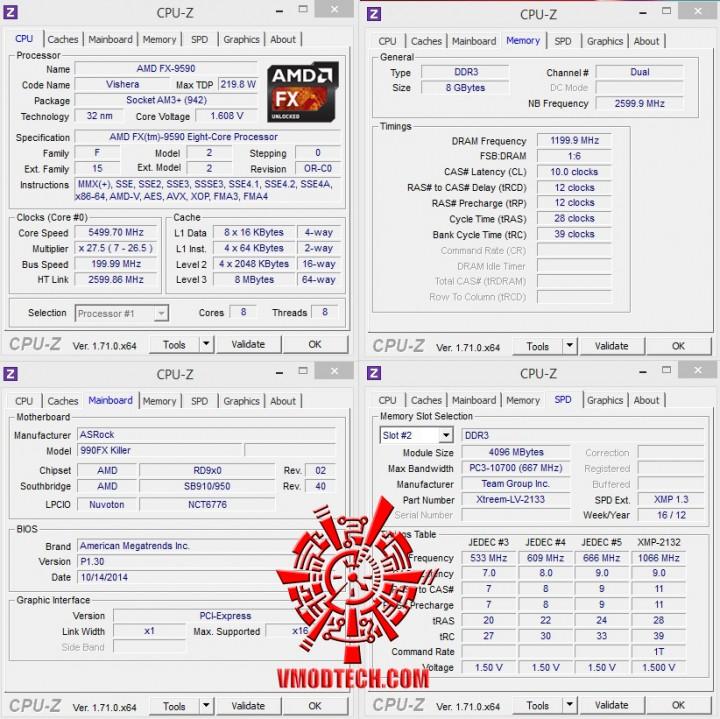 55 cpuid 720x719 ASRock Fatal1ty 990FX Killer