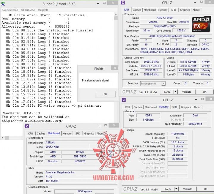 superpi1 mb 720x653 ASRock Fatal1ty 990FX Killer