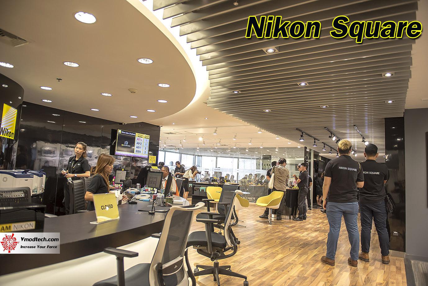 dsc 6613 ภาพบรรยากาศงานเปิดตัว Nikon Square ในประเทศไทย