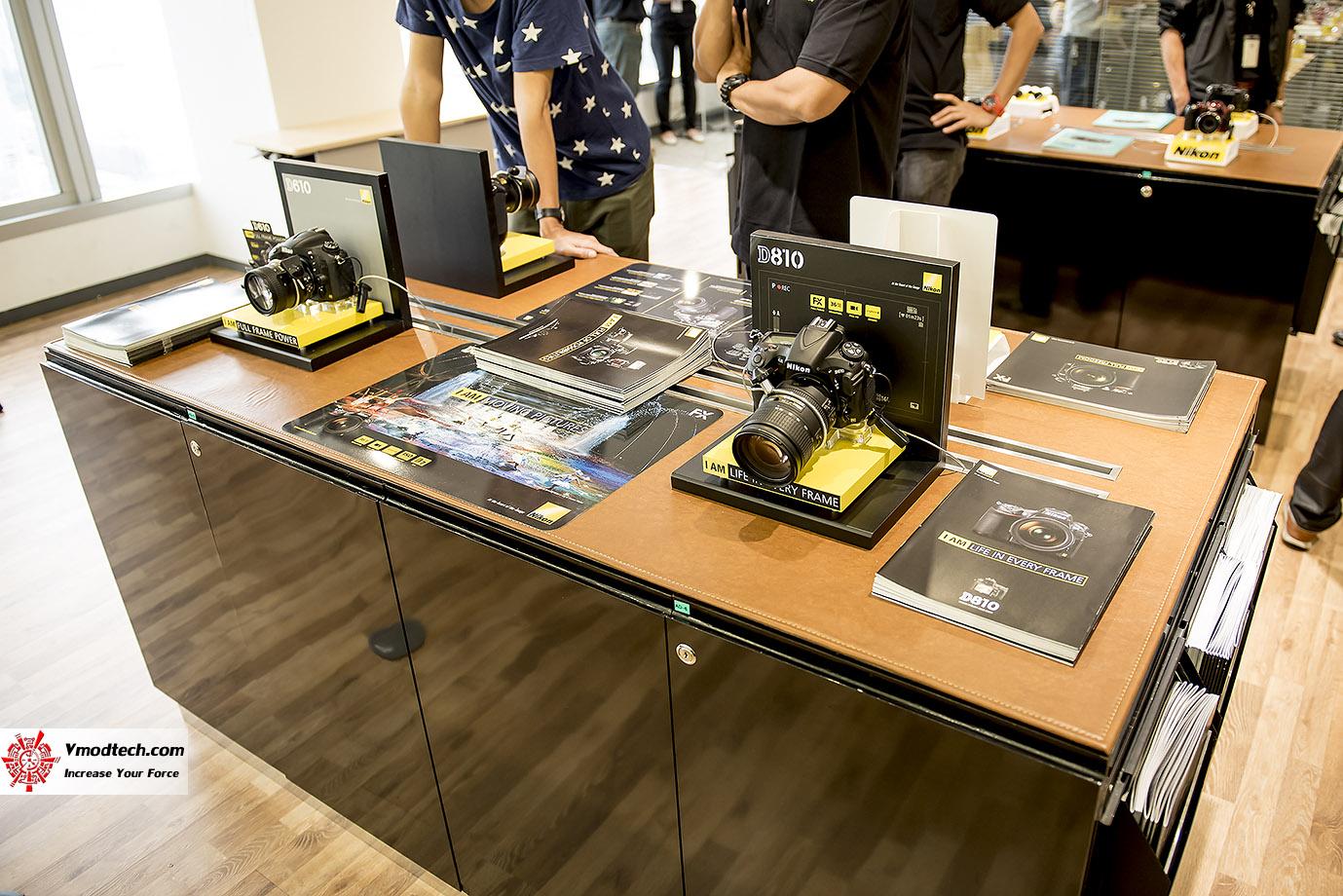 dsc 6627 ภาพบรรยากาศงานเปิดตัว Nikon Square ในประเทศไทย