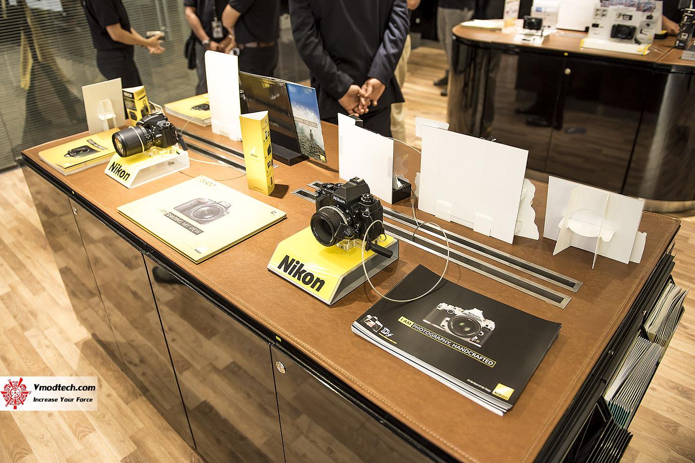dsc 6628 ภาพบรรยากาศงานเปิดตัว Nikon Square ในประเทศไทย