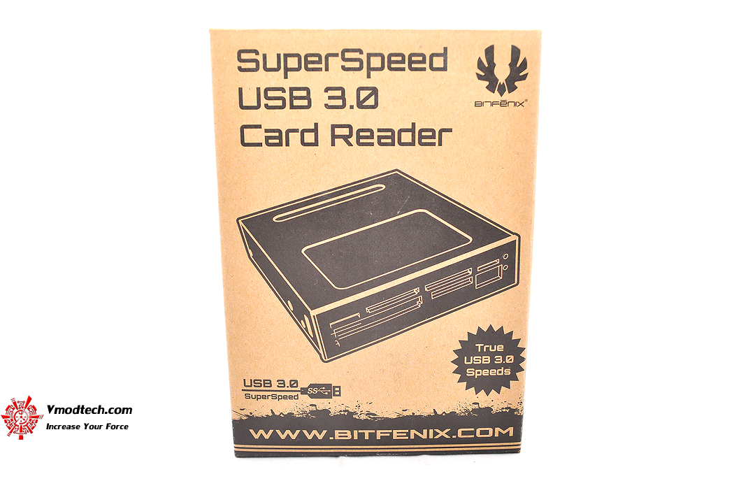 dsc 1290 BitFenix SuperSpeed USB 3.0 Card Reader Review