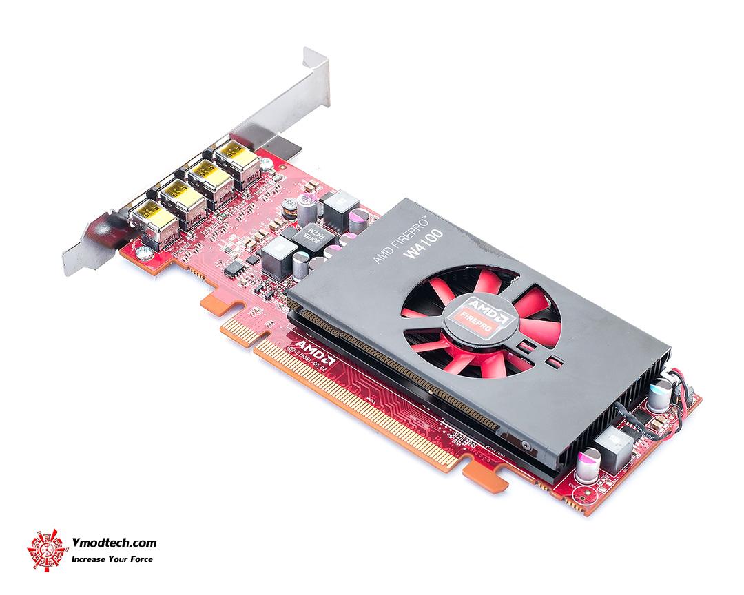 หน้าที่ 1 - SAPPHIRE AMD FirePro™ W4100 Professional