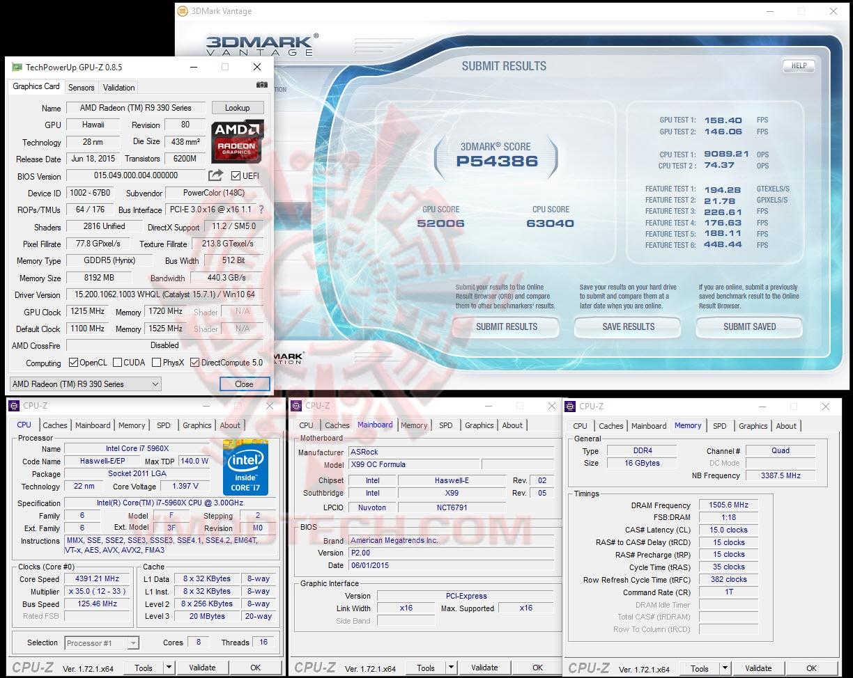 PowerColor Radeon R9 390X DEVIL 8GB Review ,DEVIL กลับมาหลอน