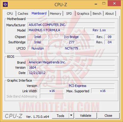 cpu z 03 Xigmatek Centauro XTK CB 0700M 700W 80 PLUS® BRONZE Power Supply Review