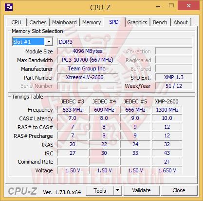 cpu z 05 Xigmatek Centauro XTK CB 0700M 700W 80 PLUS® BRONZE Power Supply Review