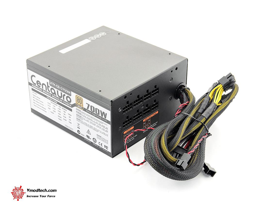 dsc 4016 Xigmatek Centauro XTK CB 0700M 700W 80 PLUS® BRONZE Power Supply Review
