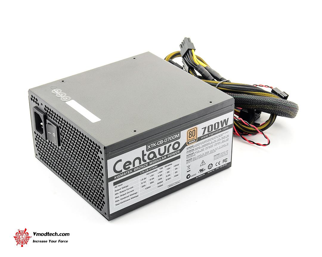 dsc 4019 Xigmatek Centauro XTK CB 0700M 700W 80 PLUS® BRONZE Power Supply Review