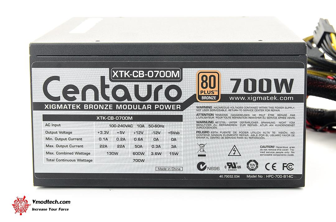 dsc 4023 Xigmatek Centauro XTK CB 0700M 700W 80 PLUS® BRONZE Power Supply Review