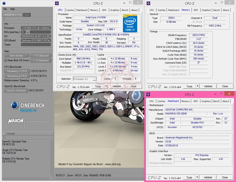 c10 ASUS ROG MAXIMUS VIII GENE Motherboard Review