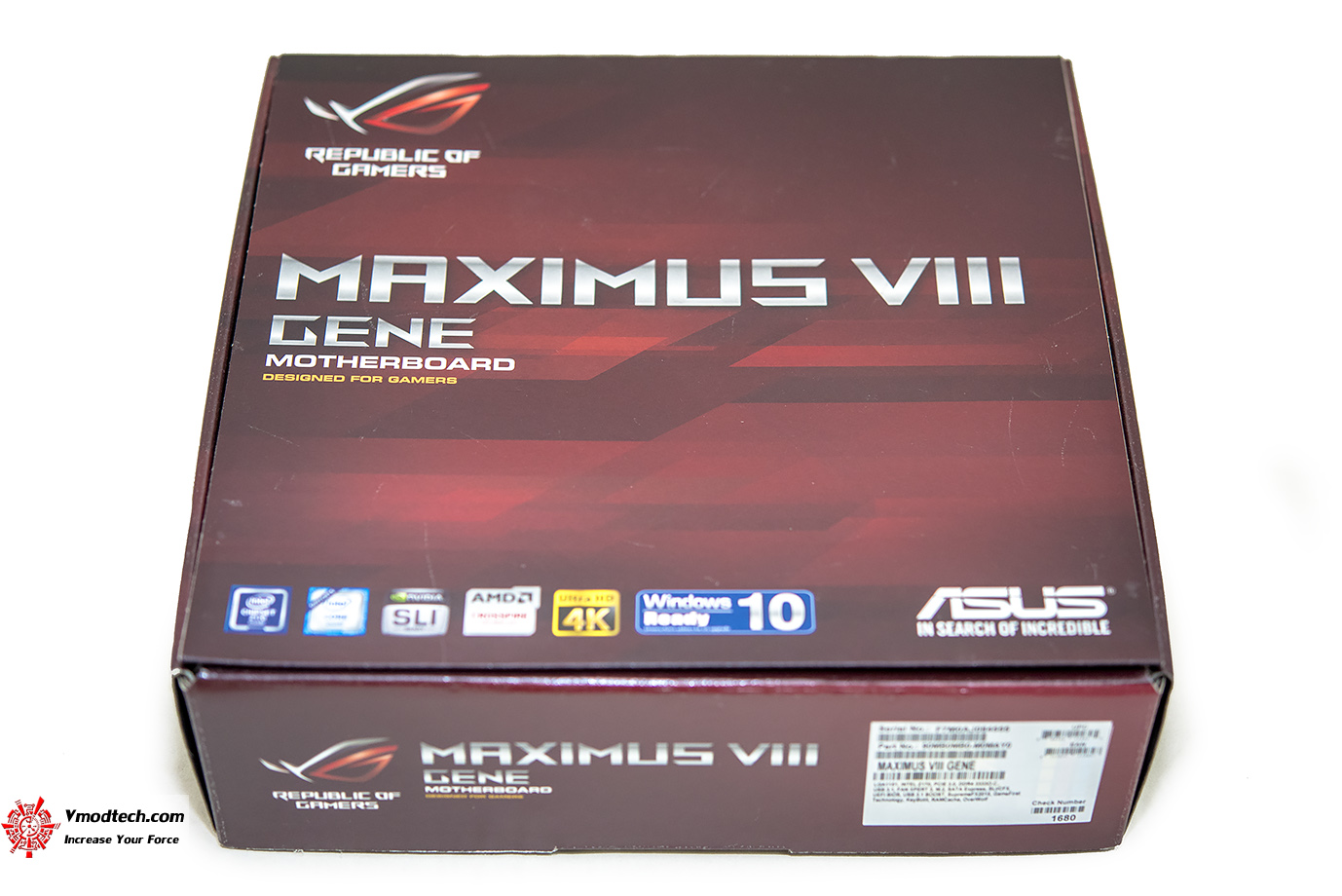dsc 9000 ASUS ROG MAXIMUS VIII GENE Motherboard Review