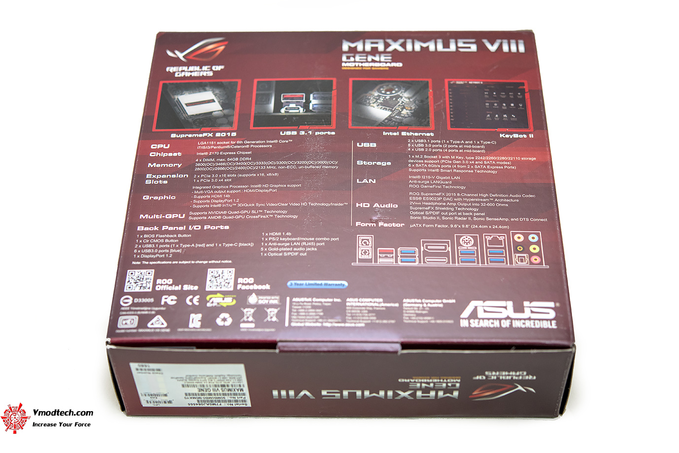dsc 9031 ASUS ROG MAXIMUS VIII GENE Motherboard Review