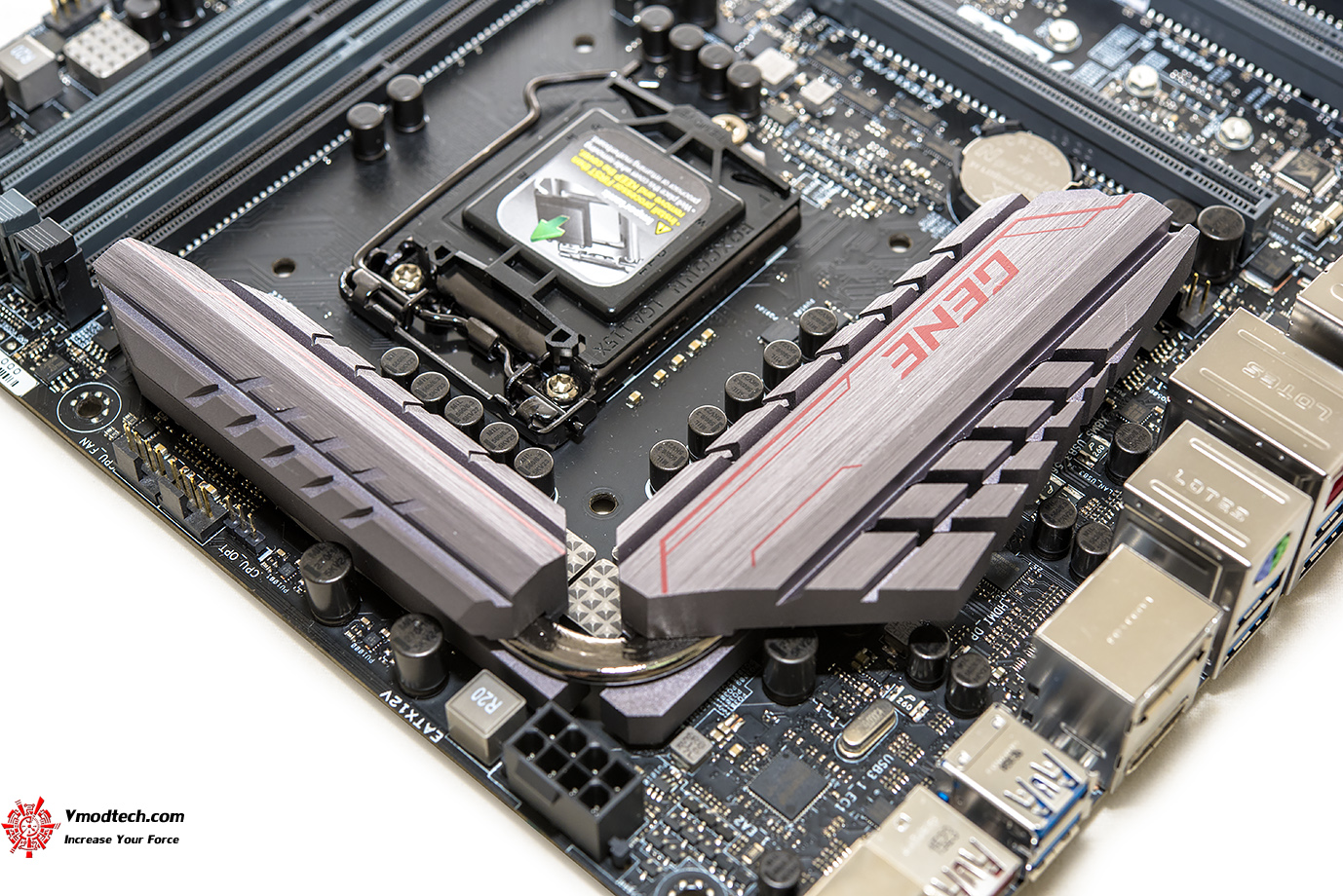 dsc 9115 ASUS ROG MAXIMUS VIII GENE Motherboard Review