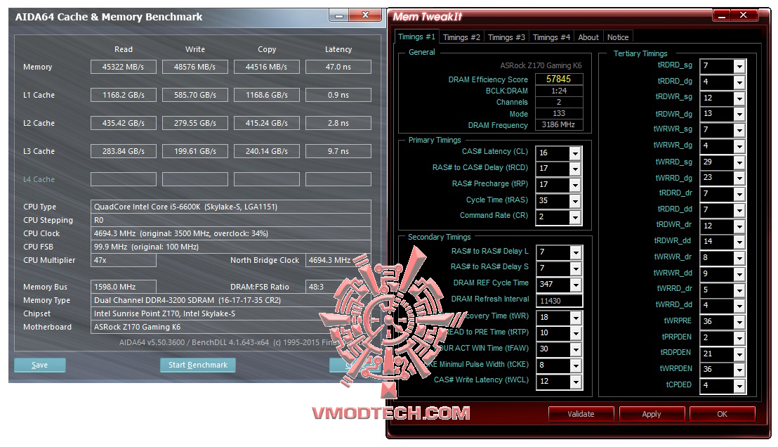 mem1 ASRock Fatal1ty Z170 Gaming K6