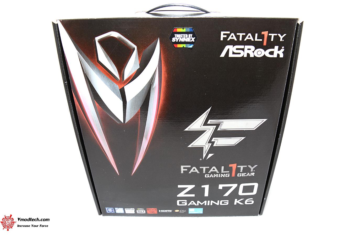 dsc 3264 ASRock Fatal1ty Z170 Gaming K6