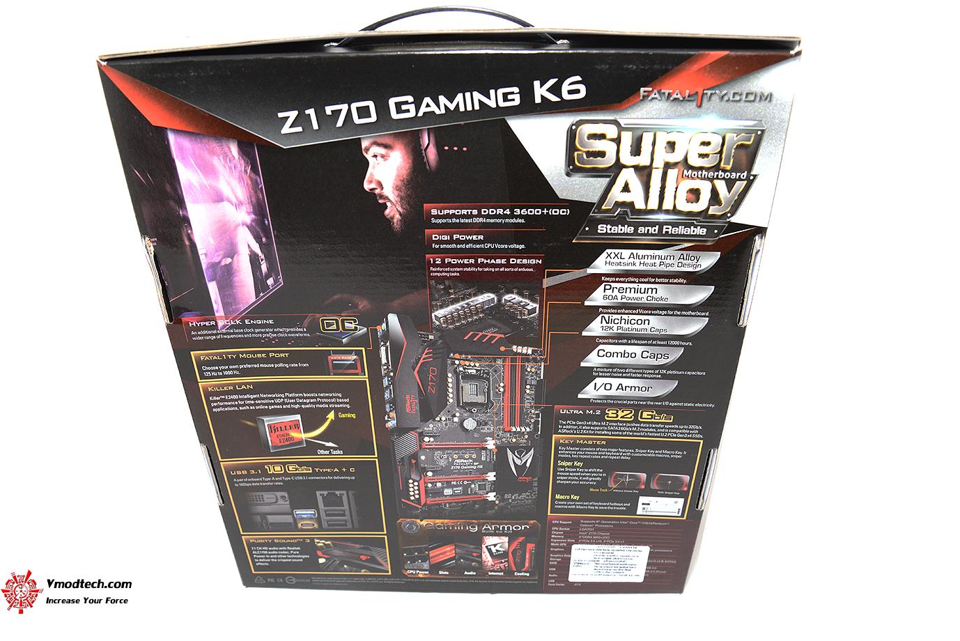 dsc 3267 ASRock Fatal1ty Z170 Gaming K6
