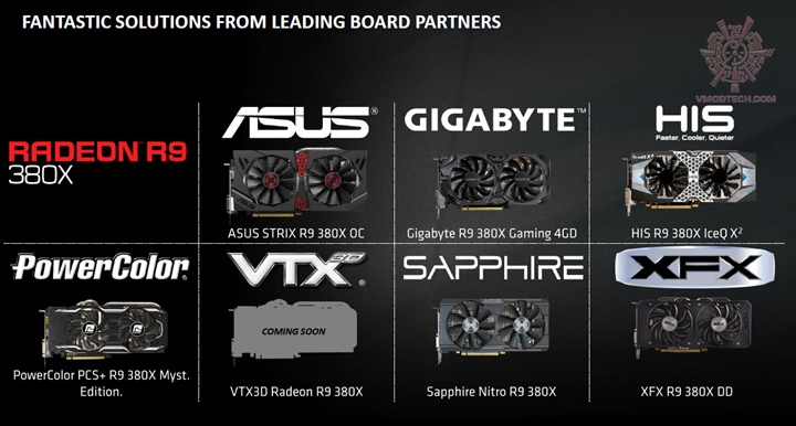 6 SAPPHIRE Radeon R9 380X Nitro 4GB Review