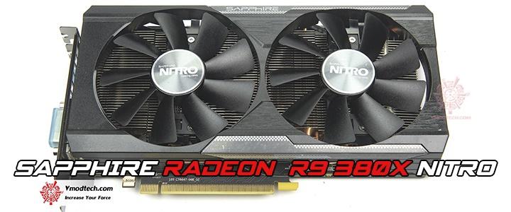 main1 SAPPHIRE Radeon R9 380X Nitro 4GB Review