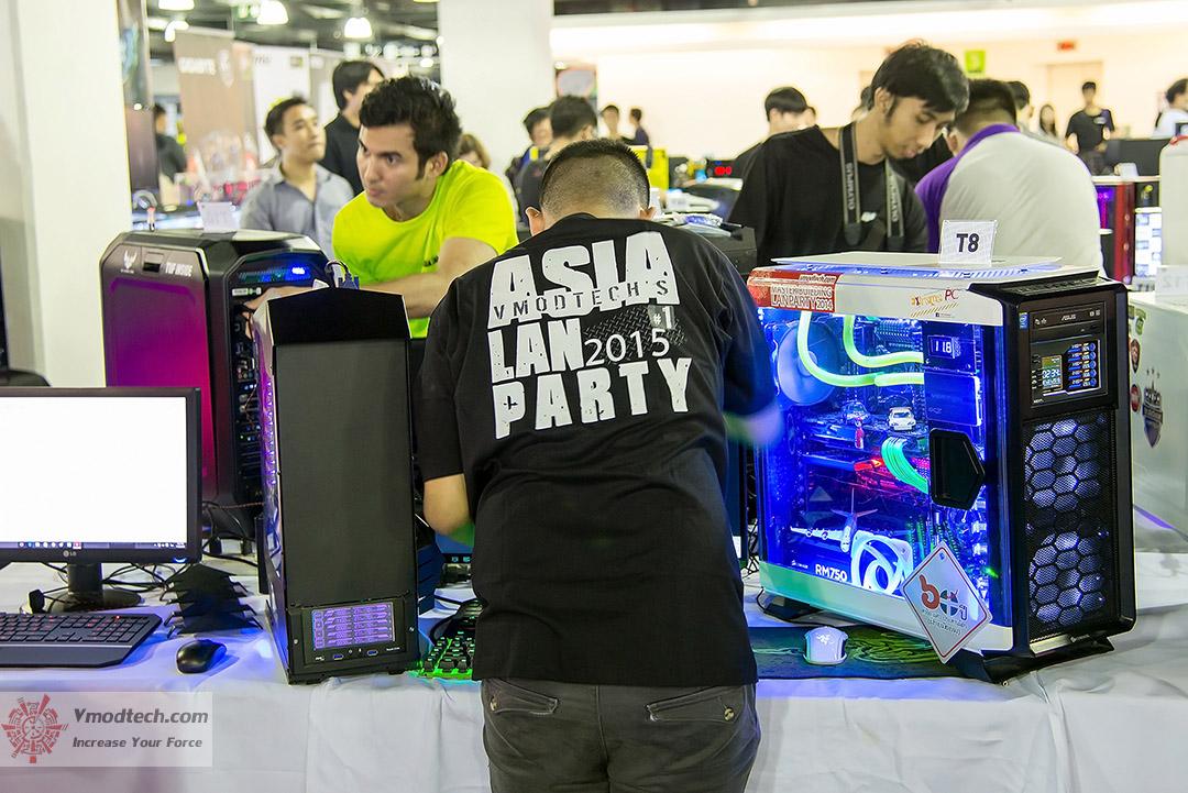 dsc 9992 ภาพบรรยากาศงาน VMODTECHs ASIA LANParty 2015 Part1