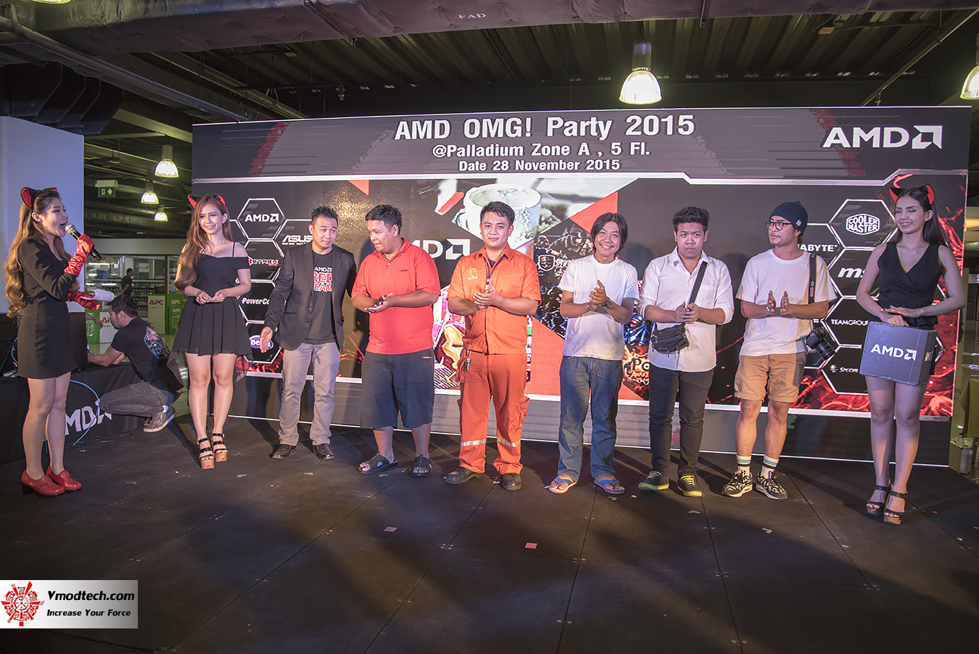 dsc 3171 AMD OMG! Party 2015 (AMD Overclock Modding Gaming Party 2015)