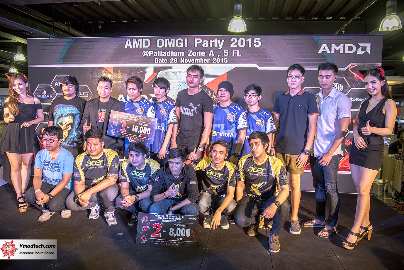 dsc 3207 AMD OMG! Party 2015 (AMD Overclock Modding Gaming Party 2015)