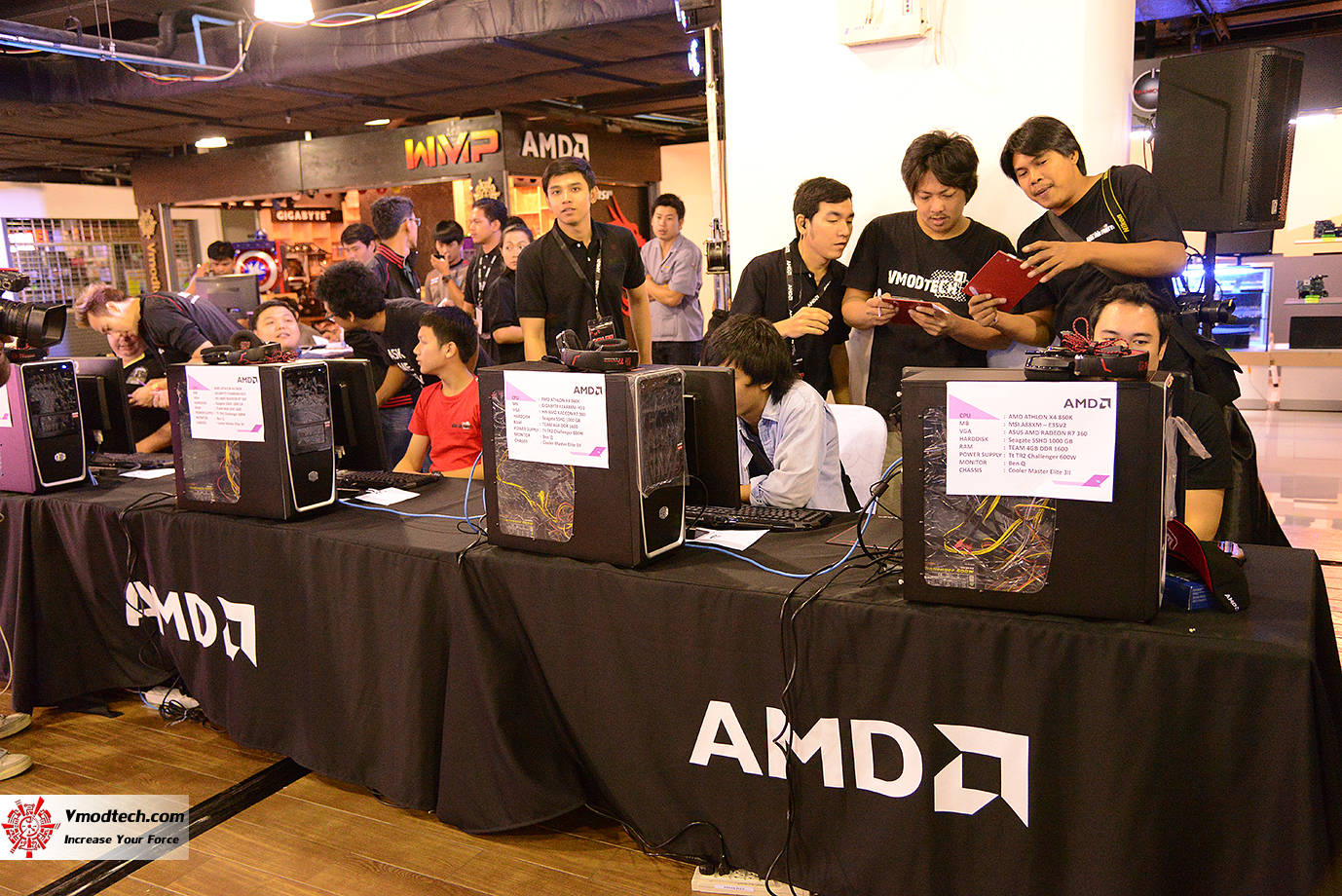 dsc 6621 AMD OMG! Party 2015 (AMD Overclock Modding Gaming Party 2015)