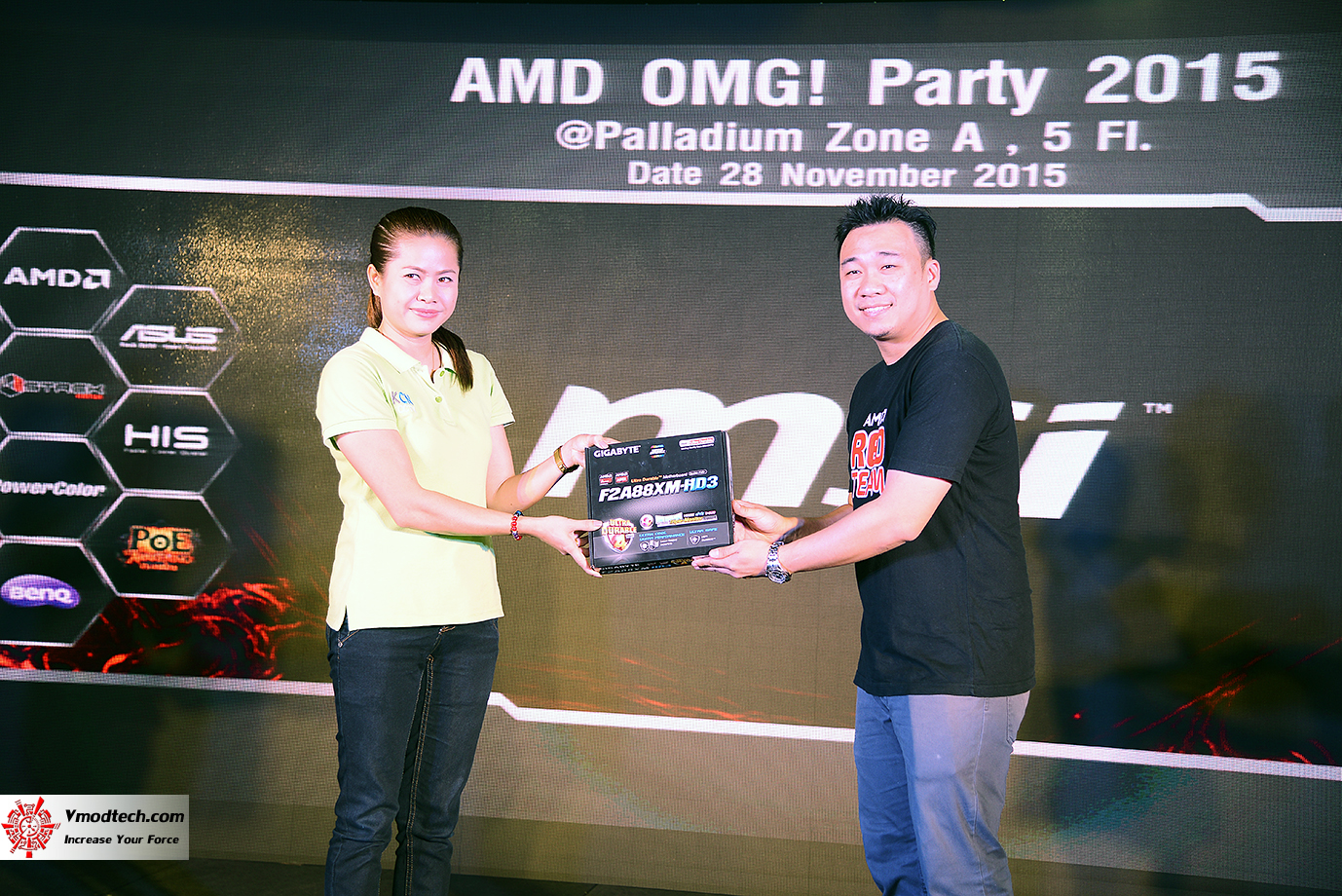 dsc 6809 AMD OMG! Party 2015 (AMD Overclock Modding Gaming Party 2015)