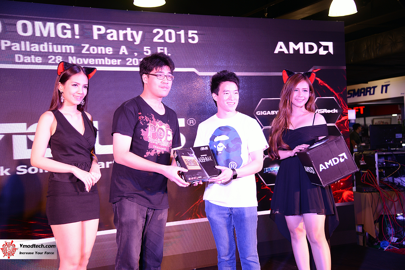 dsc 7156 AMD OMG! Party 2015 (AMD Overclock Modding Gaming Party 2015)