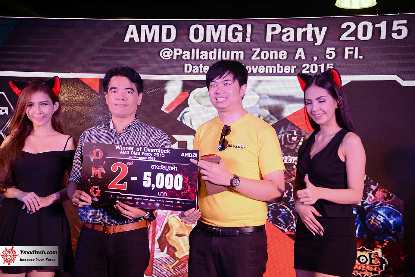 dsc 7883 AMD OMG! Party 2015 (AMD Overclock Modding Gaming Party 2015)