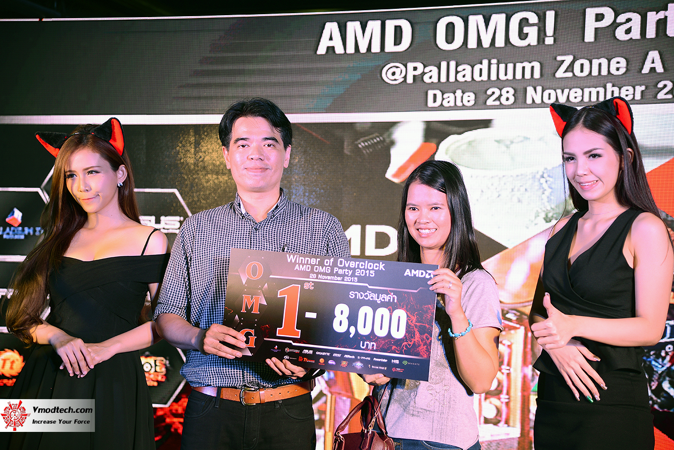 dsc 7902 AMD OMG! Party 2015 (AMD Overclock Modding Gaming Party 2015)