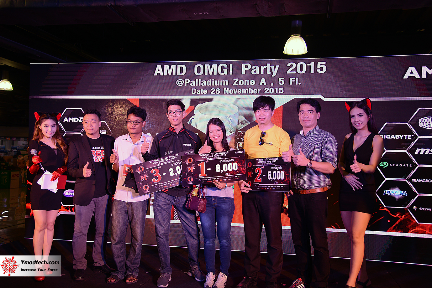 dsc 7950 AMD OMG! Party 2015 (AMD Overclock Modding Gaming Party 2015)