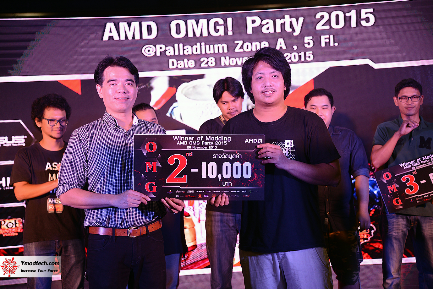 dsc 8076 AMD OMG! Party 2015 (AMD Overclock Modding Gaming Party 2015)