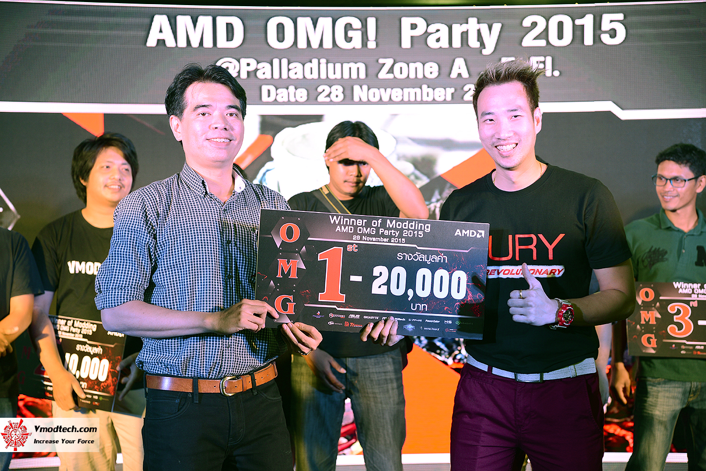 dsc 8092 AMD OMG! Party 2015 (AMD Overclock Modding Gaming Party 2015)