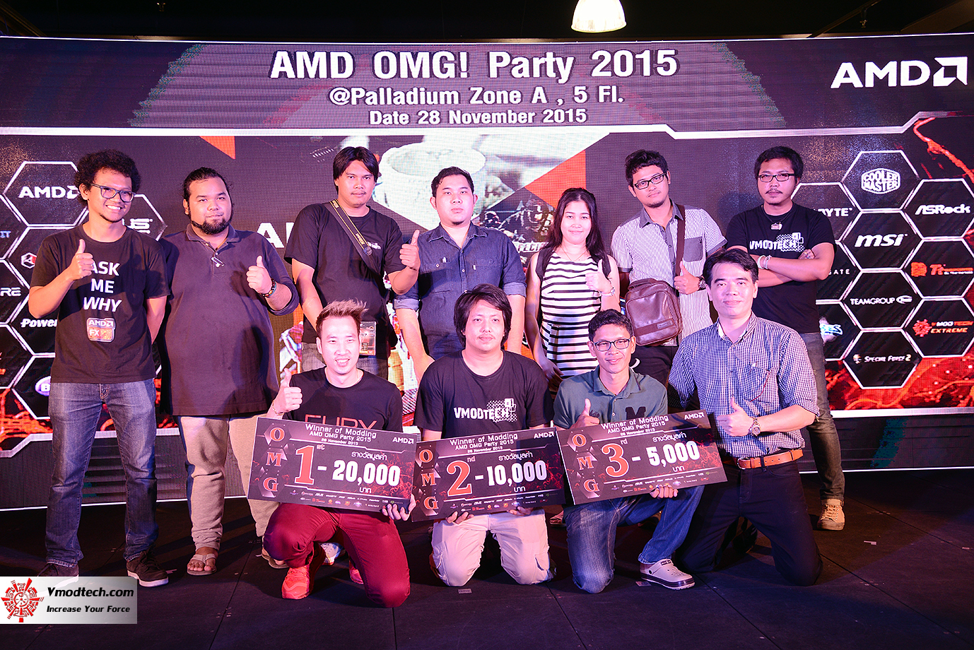 dsc 8141 AMD OMG! Party 2015 (AMD Overclock Modding Gaming Party 2015)